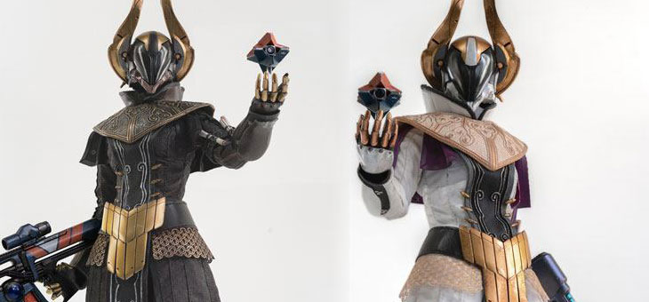 Destiny 2 Action Figure 1/6 Warlock Philomath 32 cm