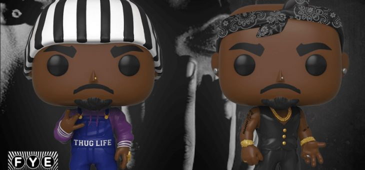 Funko: Pop! Rocks—Tupac Shakur!