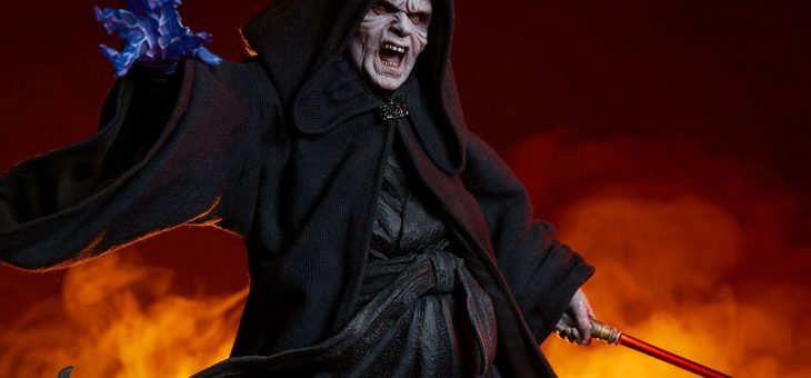 Star Wars Mythos Statue Darth Sidious 53 cm