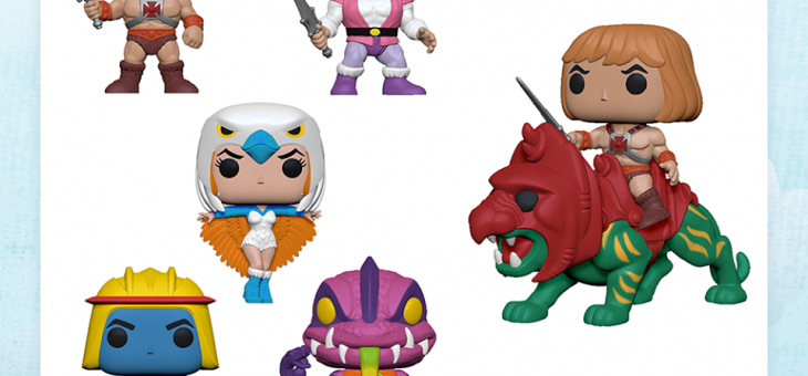 Funko Reveals at London Toy Fair 2020