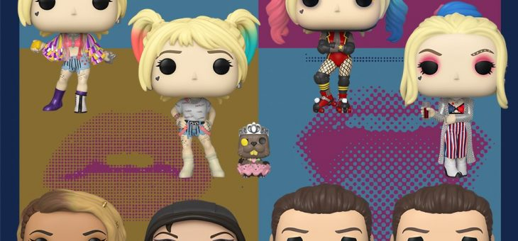 Funko: Pop! Movies—Birds of Prey!