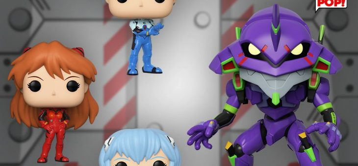 Funko: Pop! Animation—Evangelion!