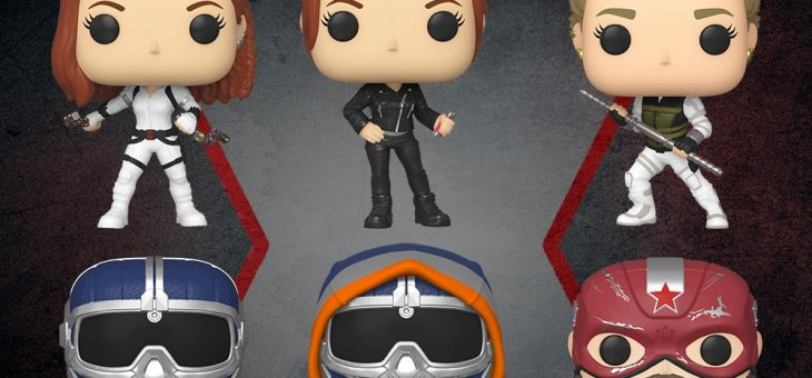 Funko: Pop! Marvel Studios'—Black Widow