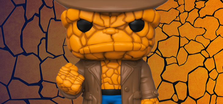 Funko: Exclusive Fantastic Four The Thing (Disguised) Pop!