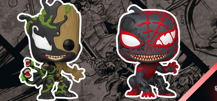 Funko: Pop! Marvel—Marvel Venom!