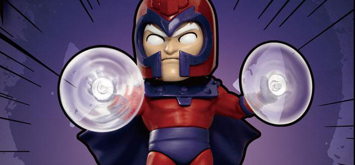 X-Men Mini Egg Attack Figure Magneto 10 cm