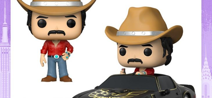 Funko: POP Movies: Smokey & the Bandit