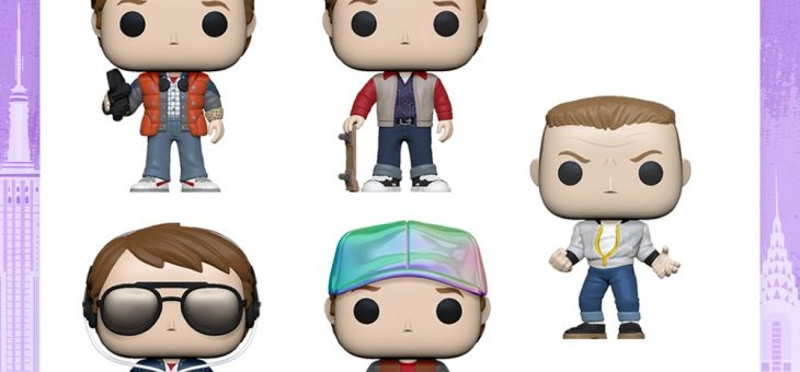 UK New York Toy Fair 2020 Reveals: Wave 7: Movies – Part II