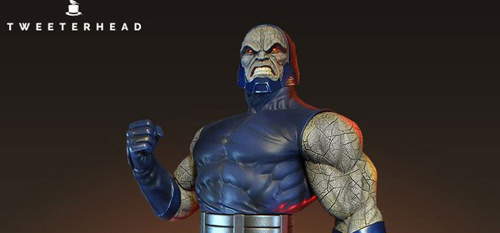 DC Comic Super Powers Collection Maquette Darkseid 53 cm