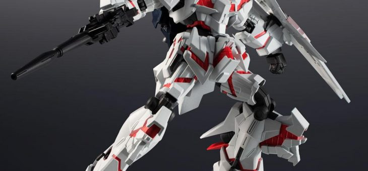 Mobile Suit Gundam Gundam Universe Action Figure RX-0 Unicorn Gundam 16 cm