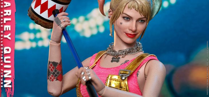 Birds of Prey Movie Masterpiece Action Figure 1/6 Harley Quinn 29 cm