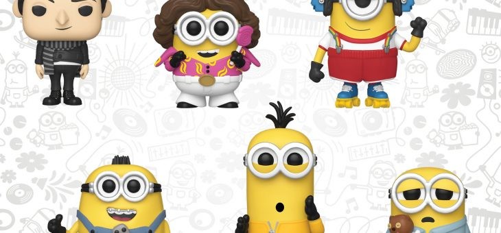 Funko: Pop! Movies – Minions 2: The Rise of Gru