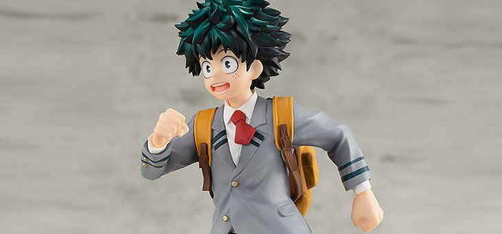 My Hero Academia Pop Up Parade PVC Statue Izuku Midoriya 16 cm