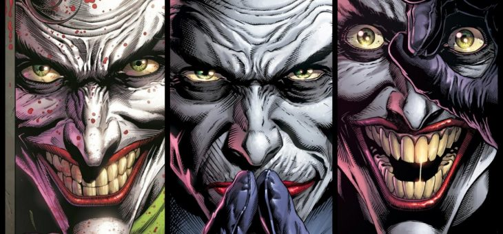 Batman: Three Jokers Announced for June 2020!