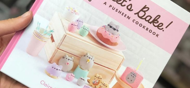 Let's Bake! A Pusheen Cook Book plus giveaway
