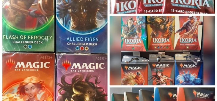 FPI Cardiff New Magic The Gathering