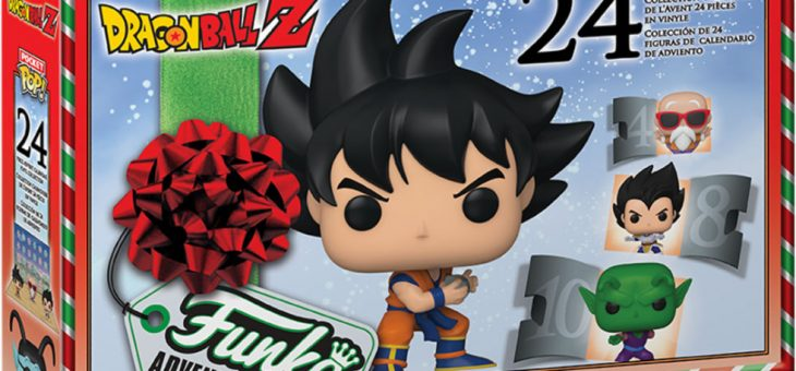 Funko: Advent Calendar: Dragon Ball Z