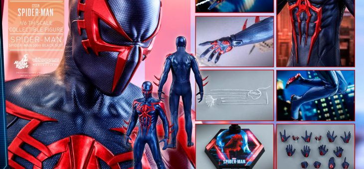 Spider-Man (Spider-Man 2099 Black Suit)