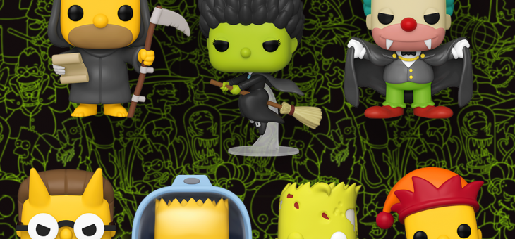Funko: Pop! Vinyl Animation: The Simpsons Treehouse of Horror