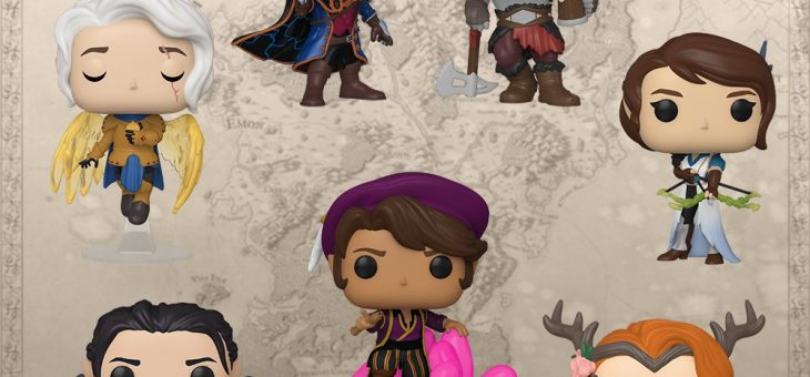 Funko: Pop! Games: Vox Machina Vinyl Figures