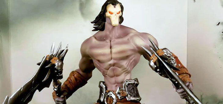 Darksiders II Statue: Death