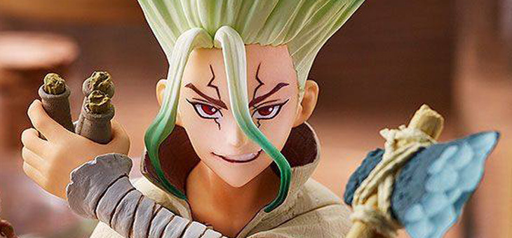 Dr. Stone Pop Up Parade PVC Statue 17 cm