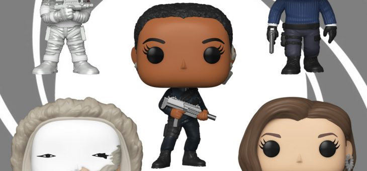 Funko: James Bond 007 Pop! Vinyl Figures