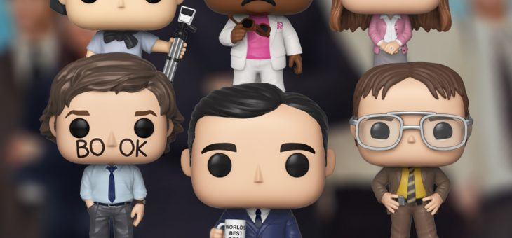 Funko: Pop! Vinyl – The Office