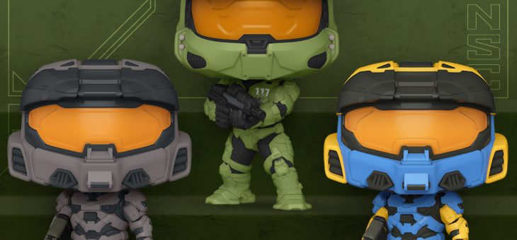 Funko: Pop! Vinyl Halo Infinite