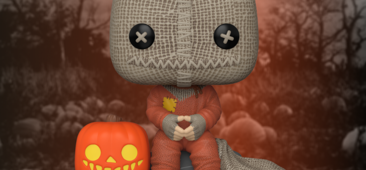 Funko: Exclusive Trick R' Treat Sam Deluxe Pop! Vinyl