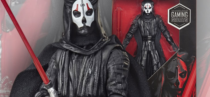 Star Wars: The Black Series Gaming Greats: Darth Nihilus Action Figure