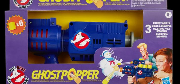 Ghostbusters by Hasbro