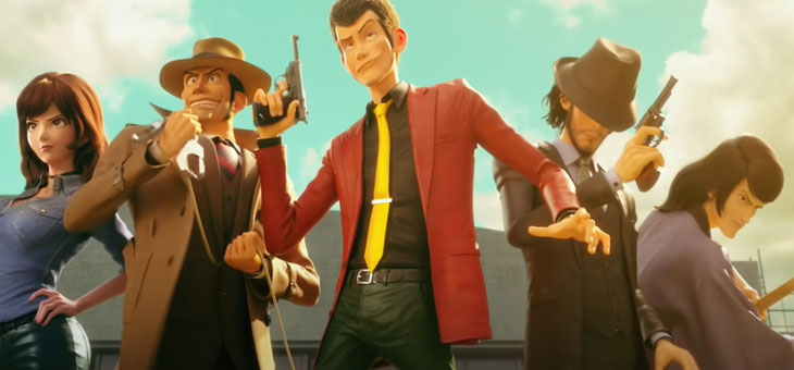 Lupin III: The First Official English Trailer