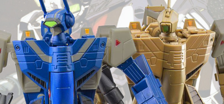 Macross Retro Transformable Collection Action Figures 1/100