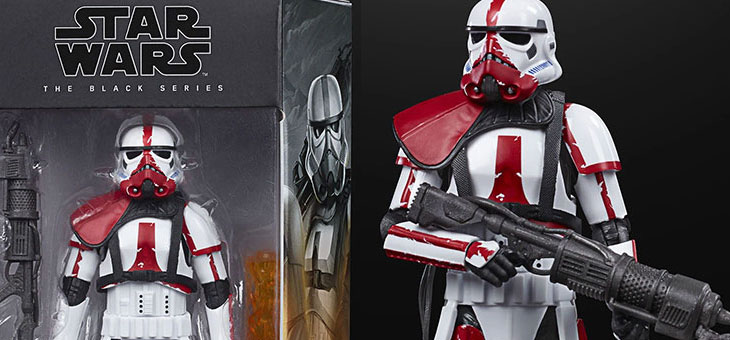Star Wars Black Series by Hasbro