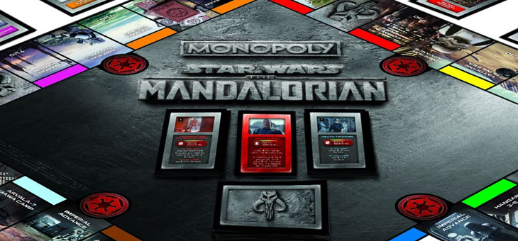 Monopoly: Star Wars The Mandalorian Edition