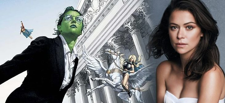Disney Plus' She-Hulk to be played by Orphan Black's Tatiana Maslany