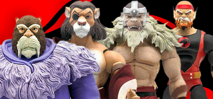 Super 7 ThunderCats Ultimate Action Figures