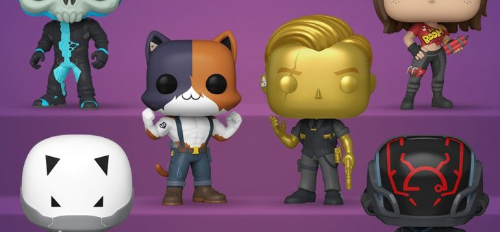 Funko: POP Games: Fortnite Chapter 2