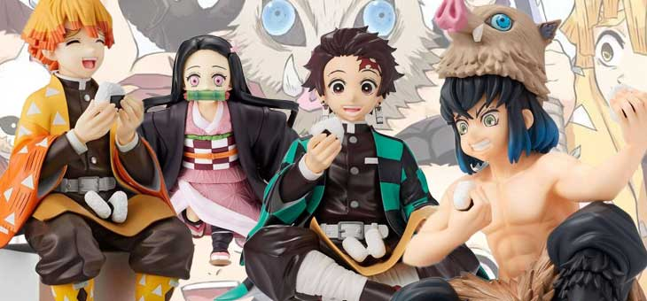 Demon Slayer: Kimetsu no Yaiba PVC Statues