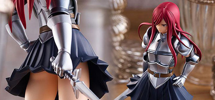 Fairy Tail Final Season Pop Up Parade PVC Statue Erza Scarlet 17 cm