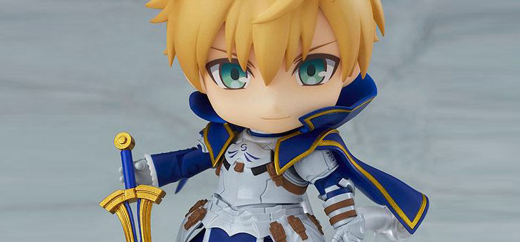 Fate/Grand Order Nendoroid Action Figure Saber/Arthur Pendragon (Prototype) Ascension Ver. 10 cm