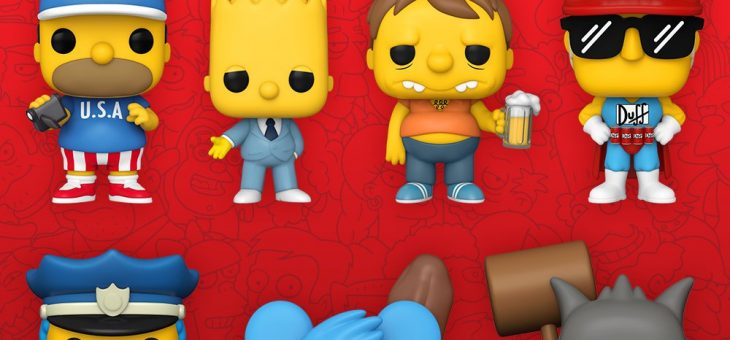Funko: POP Animation The Simpsons