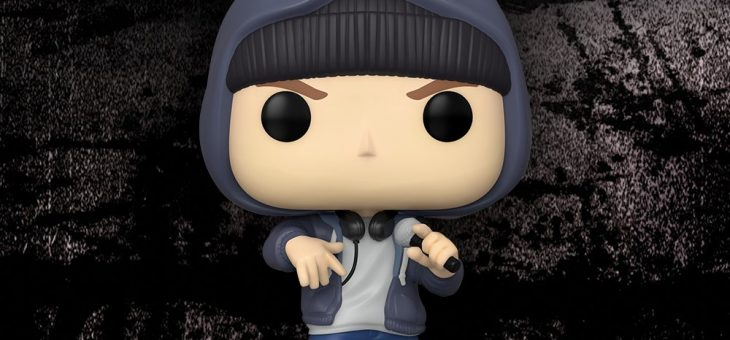 Funko: POP Movies: 8 Mile -B-Rabbit