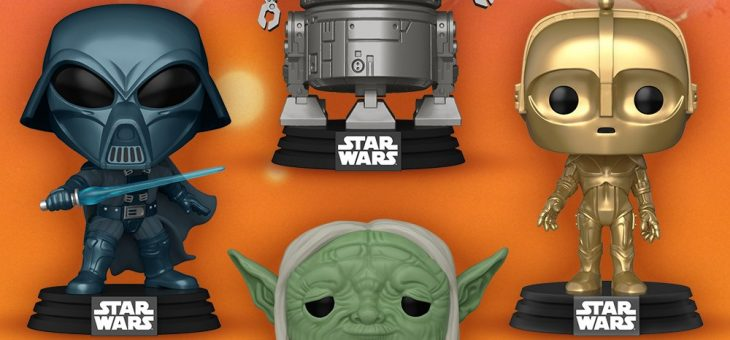 Funko: POP Vinyl Star Wars  Concepts