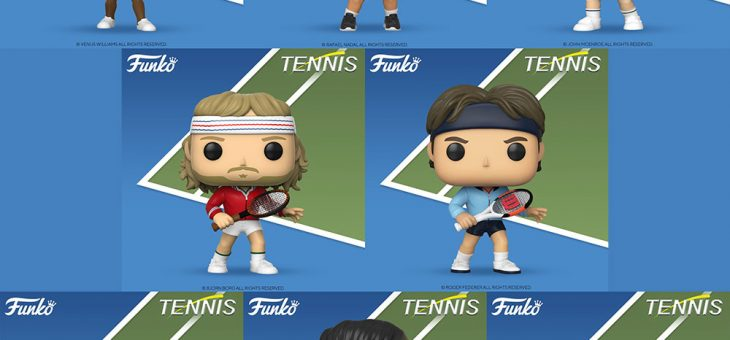 Funko: POP Legends: Tennis