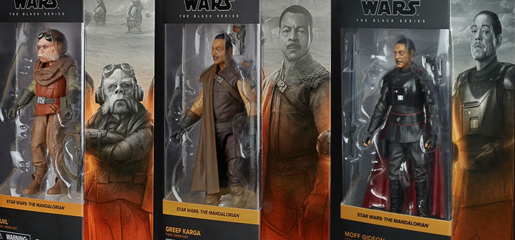 Hasbro: Star Wars The Black Series Wave 3