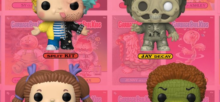 Funko: Garbage Pail Kids Pop! vinyl