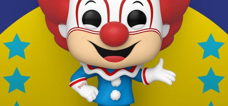 Funko: POP Icons: Bozo the Clown