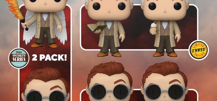 Funko: POP TV: Good Omens